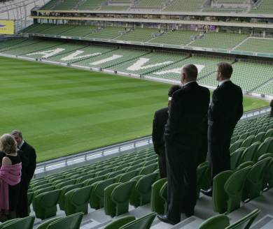 Welcome to the new Aviva Stadium Events website and blog